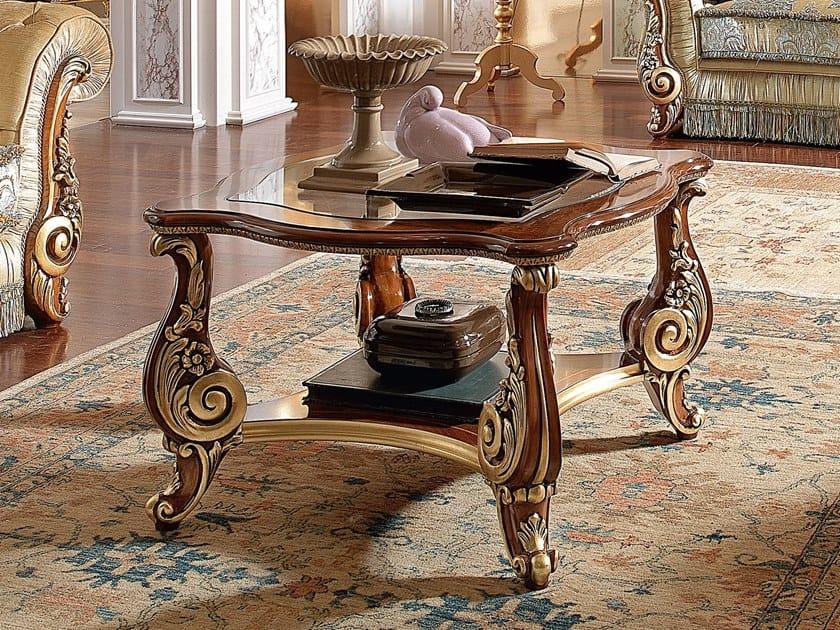 Firenze Tavolino Quadrato Collezione Firenze By Barnini Oseo