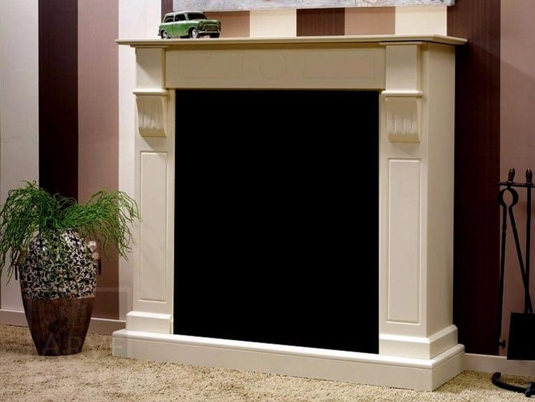 Fireplace Mantel VIENNA | Fireplace Mantel by Arvestyle