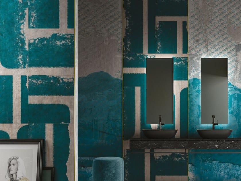 Pannello decorativo in multistrato FITFUL by Inkiostro Bianco