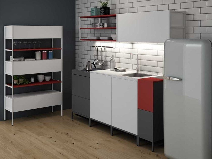 Mini Kitchen DOMOMAG | Mini Kitchen by Bralco