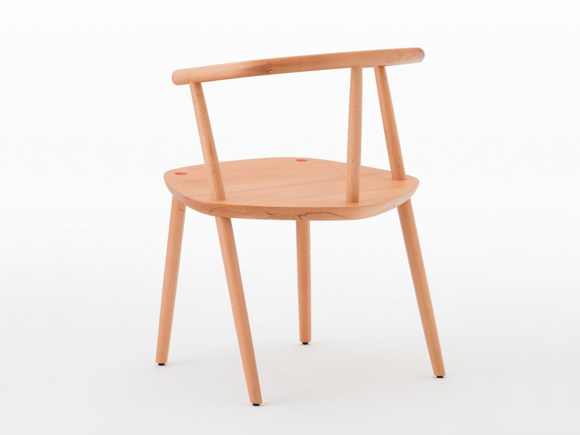 Maple chair FIVE ONE POINT | Maple chair by MEETEE