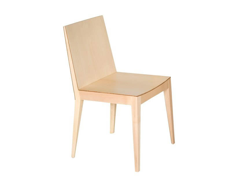 Beech chair FIX | Beech chair by Conceito Casa