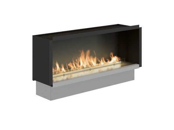 Bioethanol Fireplace insert FLA 3 IN CASING A by Planika