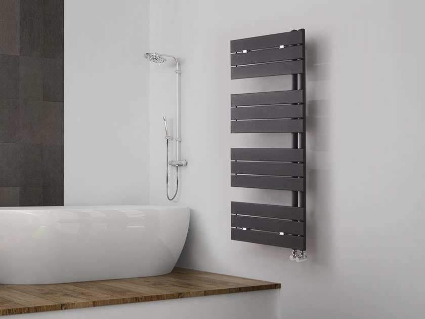 Wall-mounted towel warmer FLAG | Towel warmer by DELTACALOR