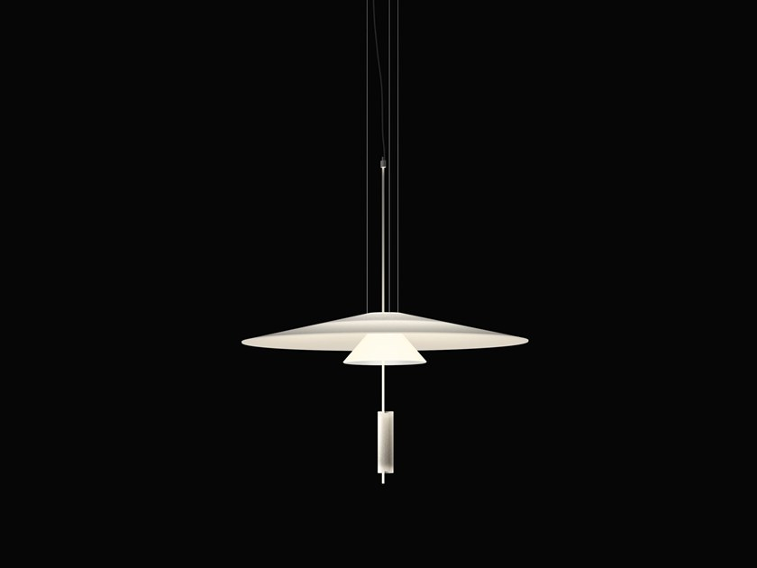 LED pendant lamp with dimmer FLAMINGO 1520 | Pendant lamp by Vibia