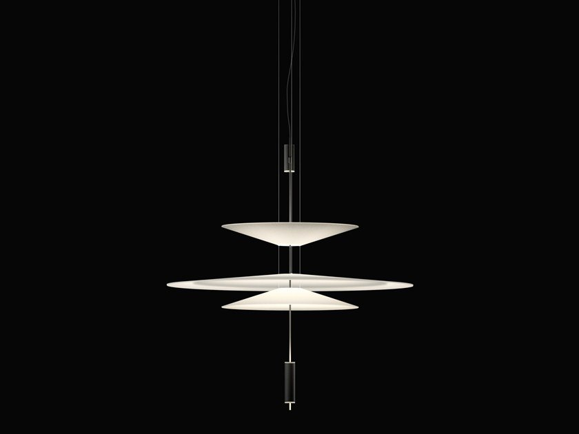 LED pendant lamp with dimmer FLAMINGO 1530 | Pendant lamp by Vibia