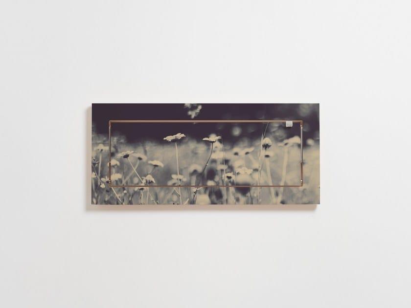 Folding plywood wall shelf FLÄPPS 60x27x1 - WILD AND FREE by AMBIVALENZ
