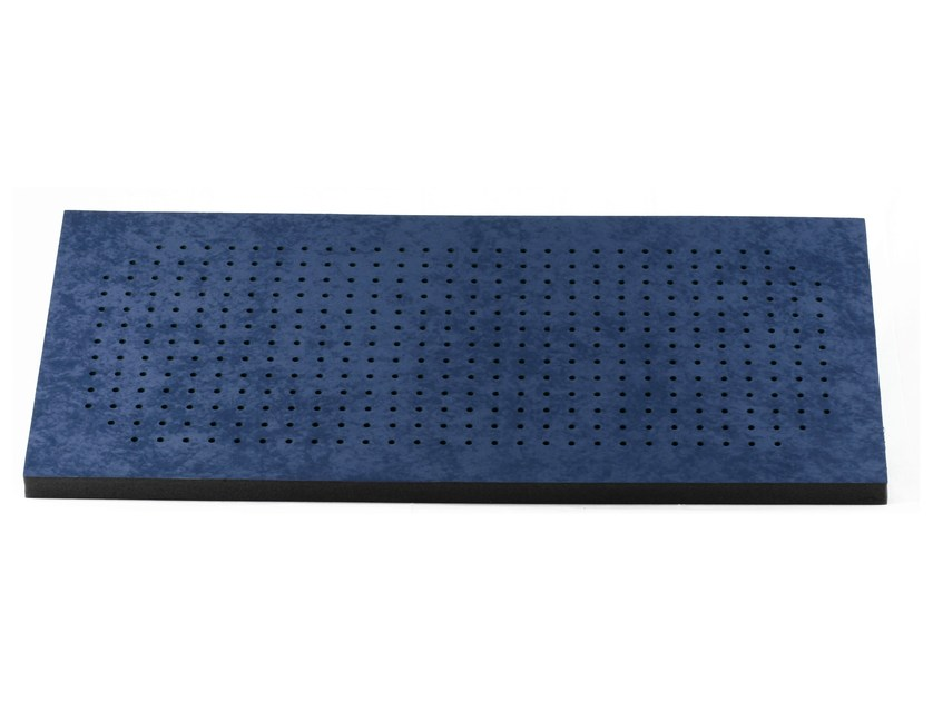 Polyurethane foam decorative acoustical panel FLAT PANEL PRO M1 by Vicoustic by Exhibo