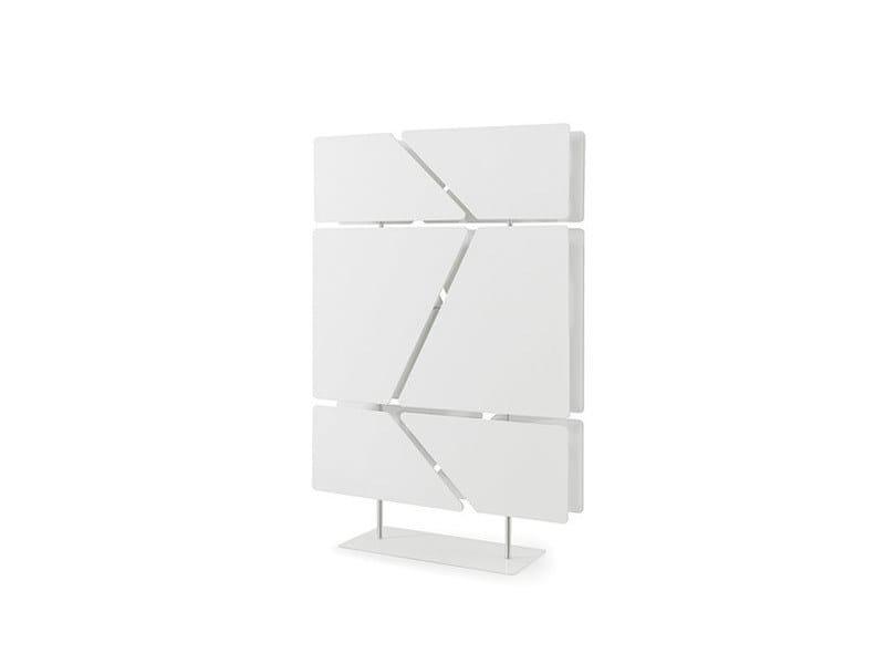 Pannello divisorio fonoassorbente in Trevira® CS FLAT | Pannello divisorio fonoassorbente by Caimi Brevetti
