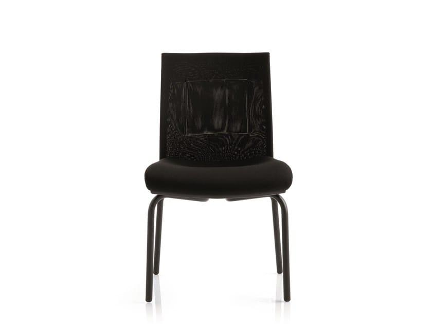 Training chair FLAT02 | Training chair by Emmegi