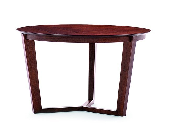 Round coffee table FLEN 904TS by Montbel