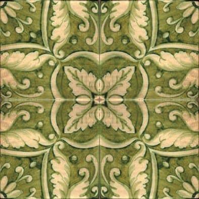 Pavimento/rivestimento FLEUR GREEN by BLEU PROVENCE