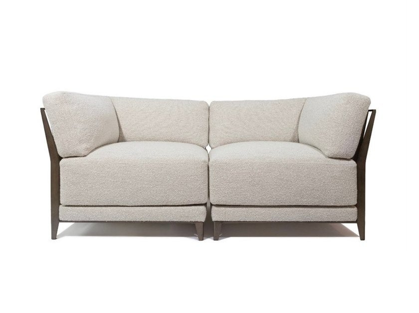 Sectional fabric sofa FLEURUS | Sofa by HUGUES CHEVALIER
