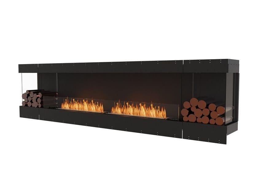 FLEX 122BY BX2 Flex 122BY BX2 Bay Fireplace Left Box by EcoSmart Fire
