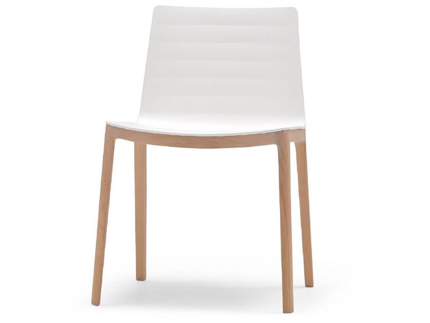 Chair FLEX CHAIR SI1314 by Andreu World