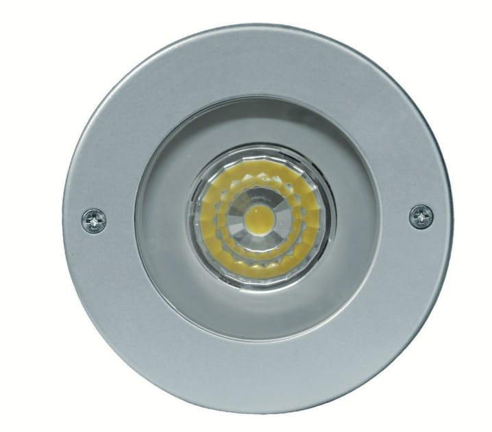 LED aluminium underwater lamp FLEX F.4999 by Francesconi & C.