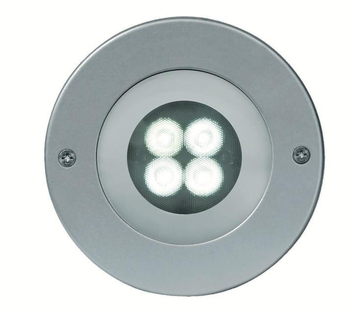 LED aluminium underwater lamp FLEX F.5001 by Francesconi & C.