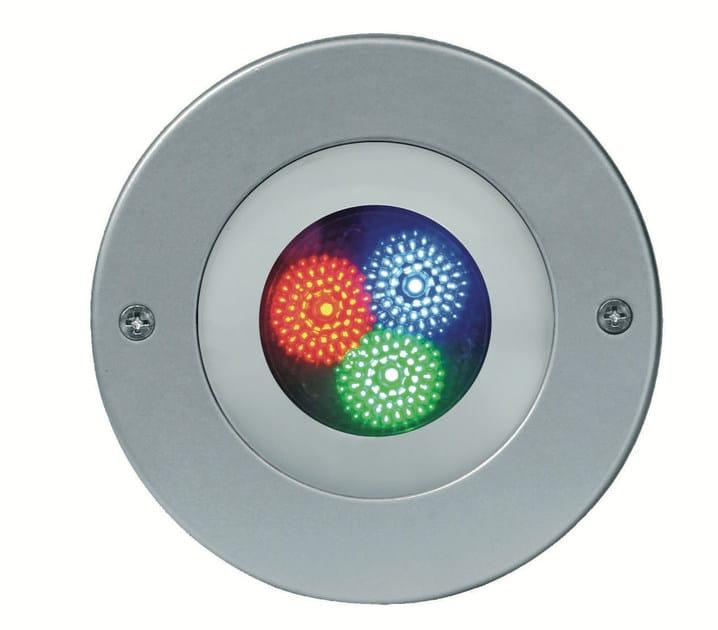 RGB LED underwater lamp FLEX F.5002 by Francesconi & C.