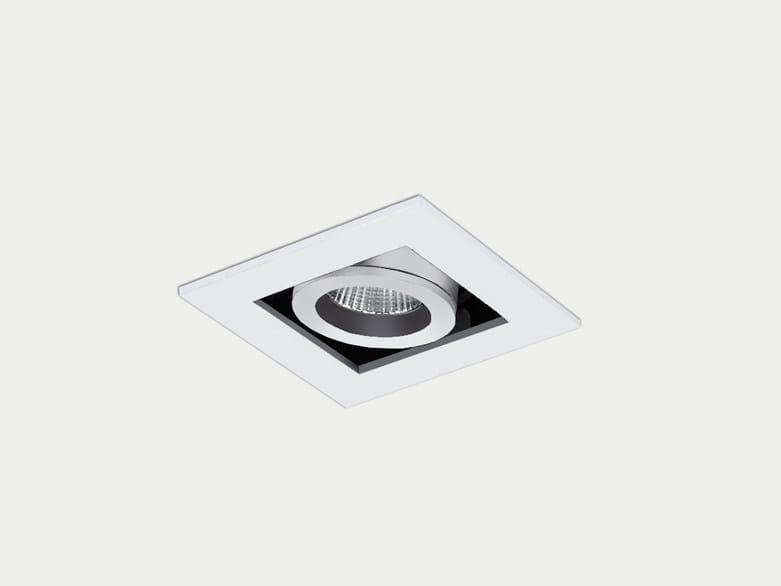 LED recessed spotlight FLEX MINI by ES-SYSTEM