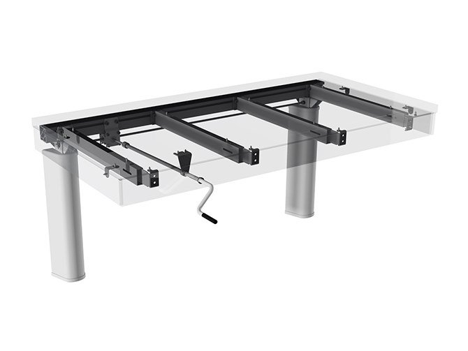 Wall kitchen worktop FLEXIMANUAL by Ropox