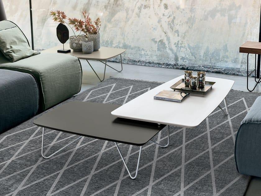 Coffee table FLEXO by Gruppo Tomasella