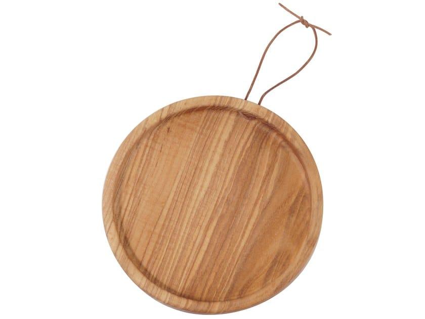 Ash tray / chopping board FLIP ROUND | Tray by UBIKUBI