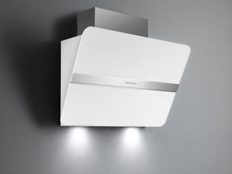 Wall-mounted stainless steel cooker hood FLIPPER NRS by Falmec