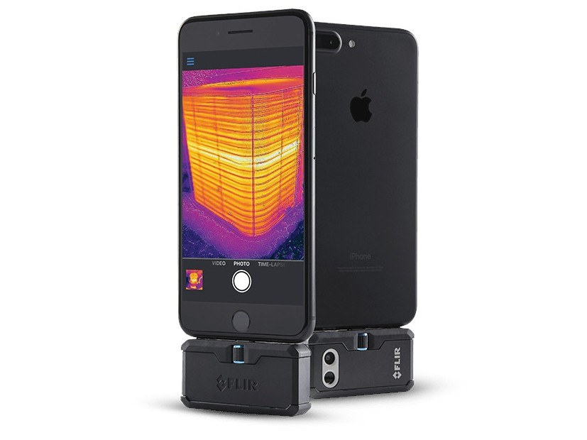 Pro-grade thermal camera for smartphone FLIR ONE PRO LT by FLIR Systems