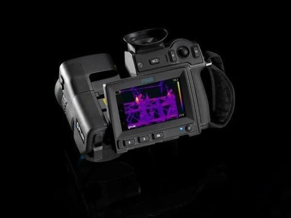 High Definition camera FLIR T1020 by FLIR Systems