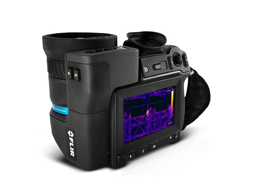 Measurement, control, thermographic and infrared instruments FLIR T1030sc by FLIR Systems