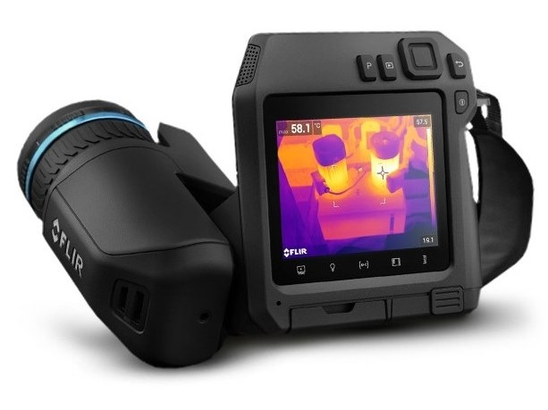 Measurement, control, thermographic and infrared instruments FLIR T540 by FLIR Systems