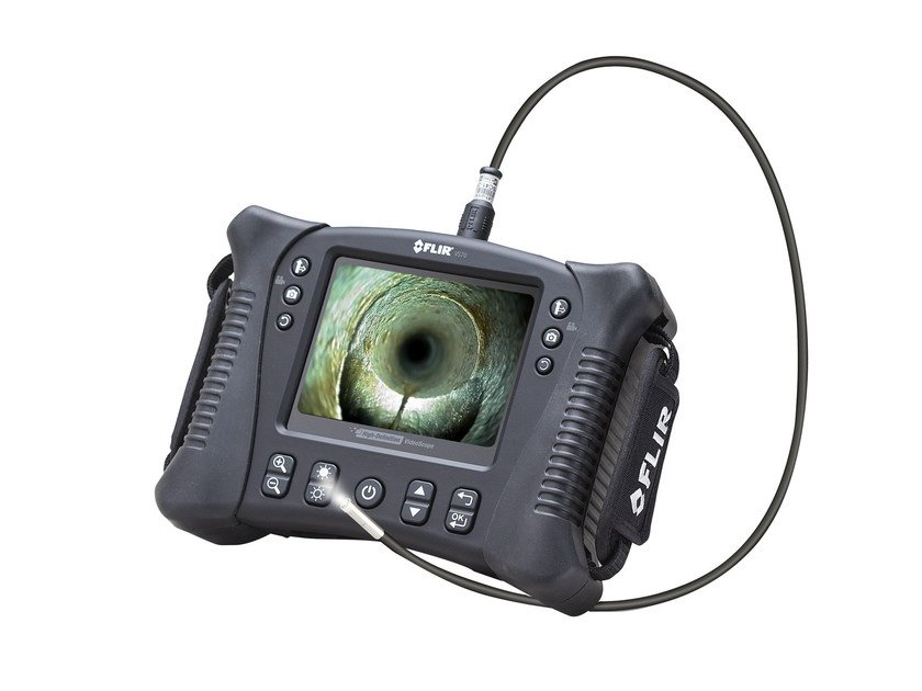 Measurement, control, thermographic and infrared instruments FLIR VS70 by FLIR Systems
