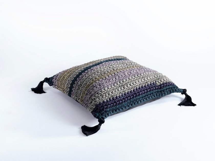 Square floor cushion FLOOR CUSHION by iota project