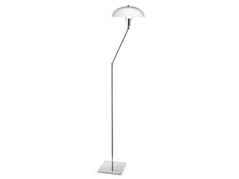 Adjustable floor lamp EGLE | Floor lamp by ANNA LARI