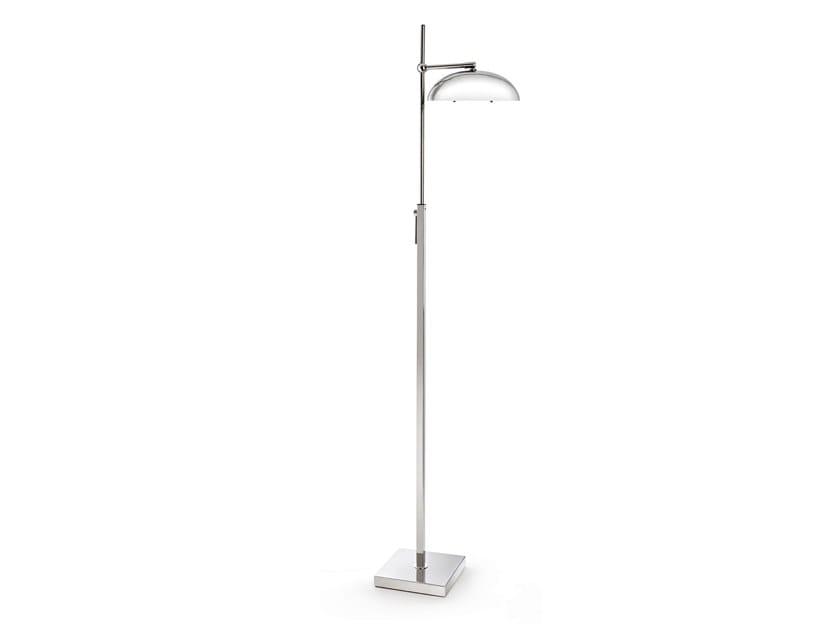 LED adjustable floor lamp TAGADÀ | Floor lamp by ANNA LARI