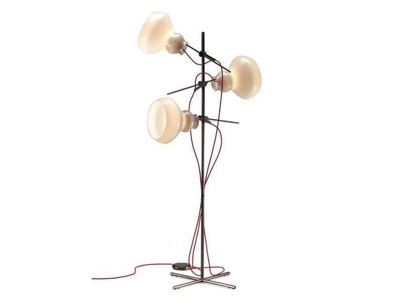 Glass floor lamp BLOB | Floor lamp by Arketipo
