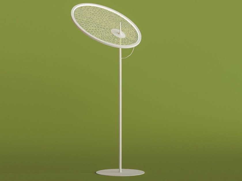 Technopolymer Floor lamp IRUPÈ | Floor lamp by Artemide
