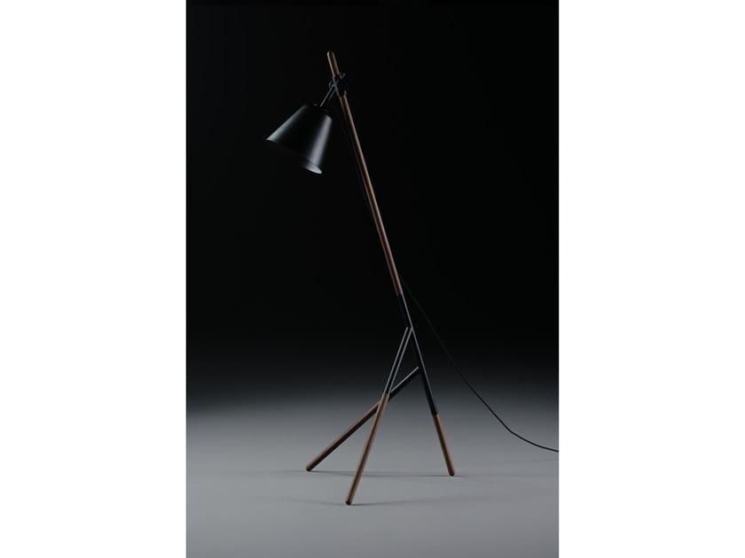 LED floor lamp with dimmer INSERT | Floor lamp by Artisan