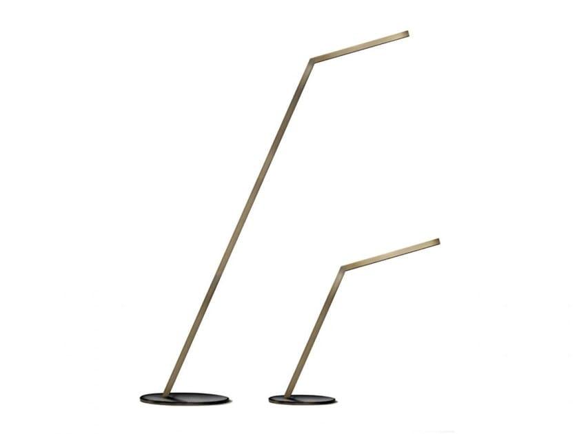 LED floor lamp with dimmer KELLY | Floor lamp by Black Tie
