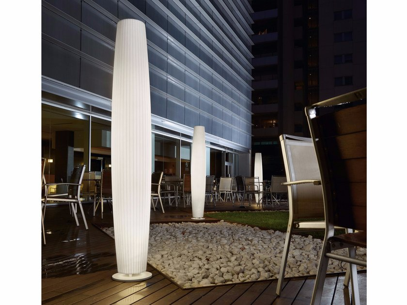 Floor lamp MAXI P/180 OUTDOOR by BOVER