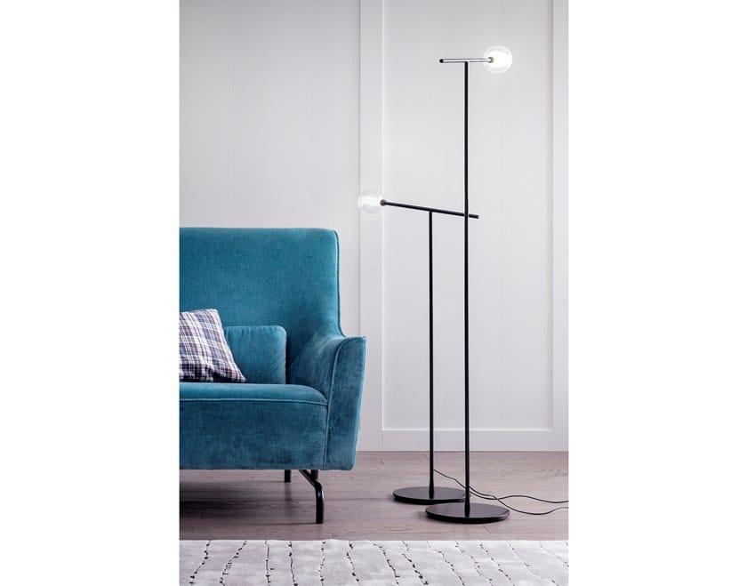 BRILLO | Floor lamp Brillo Collection By Capo d'Opera design