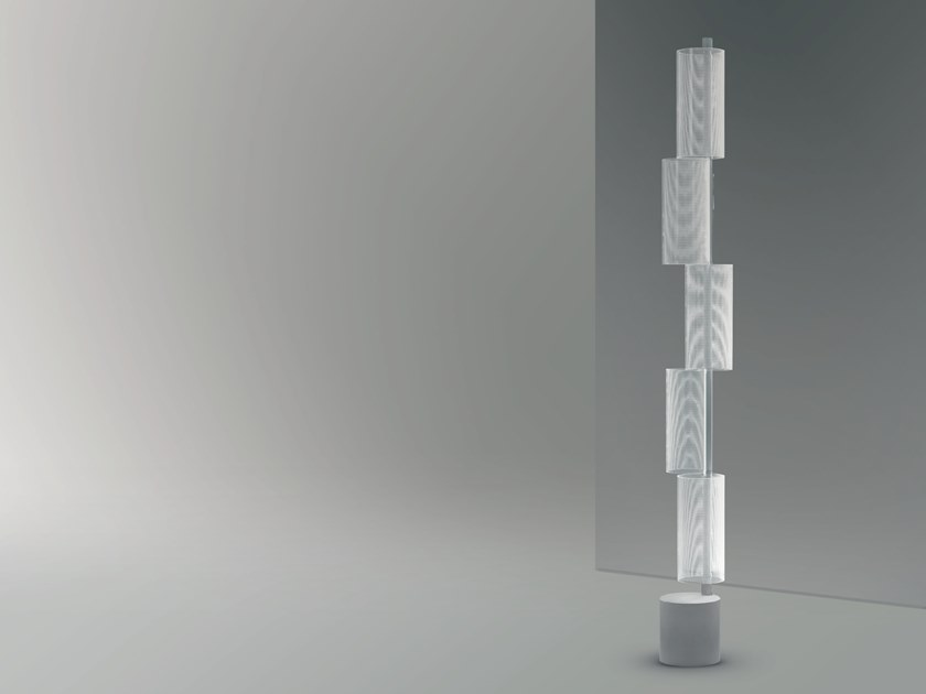 LED floor lamp SPIN | Floor lamp by Cattaneo