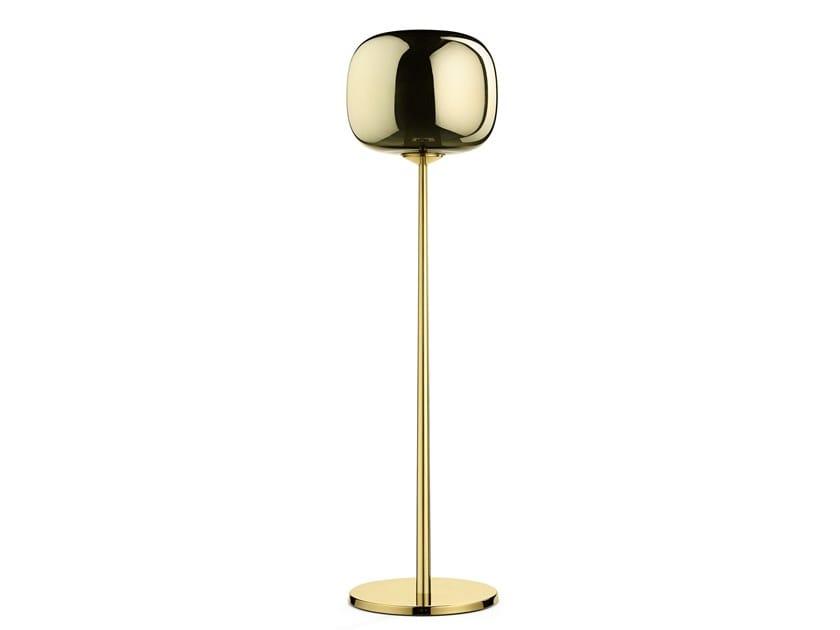 Luminária de pé de vidro DUSK DAWN | Luminária de pé by GHIDINI1961