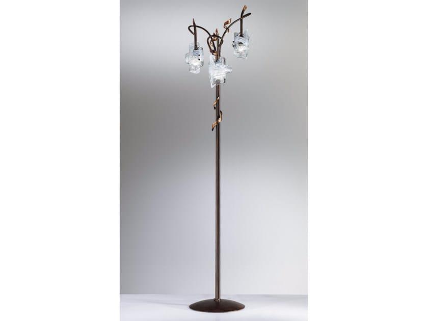Direct light floor lamp PAPIRO   Floor lamp by IDL EXPORT