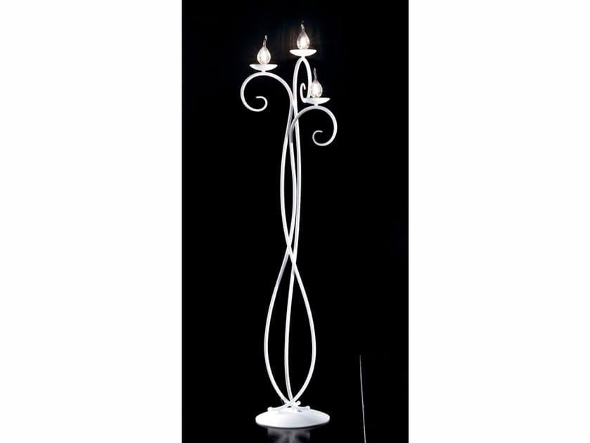 Direct light metal floor lamp DECÒ | Floor lamp by IDL EXPORT