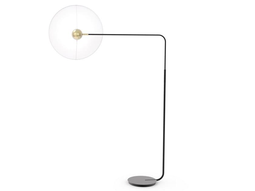 LED PMMA floor lamp SATURN | Floor lamp by Inventive