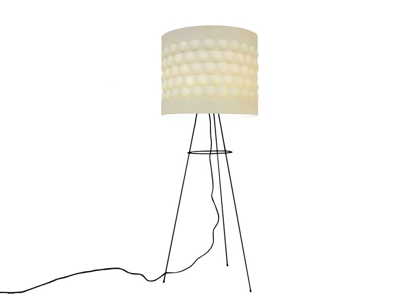 PVC floor lamp CHANGES | Floor lamp by Kappennow