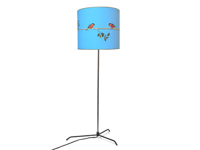 Floor lamp BULLFINCHES by Kappennow