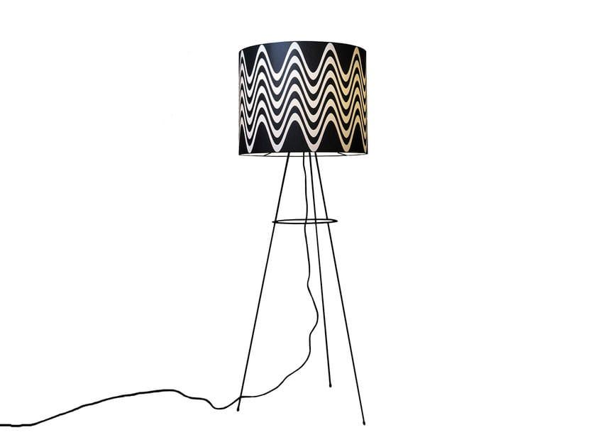 Floor lamp FOOLED AROUND | Floor lamp by Kappennow
