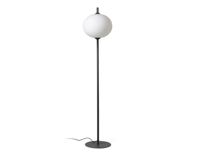 Struttura per lampada da terra in metallo HUE | Struttura lampada da terra by Faro Barcelona